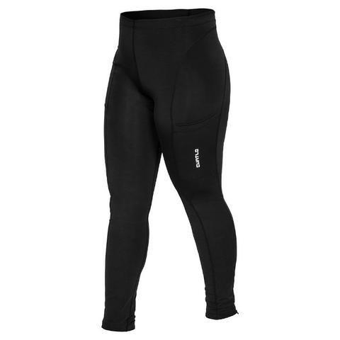 d4e38c0e574 Calça ciclismo Feminino com bolso lateral e abertura com zíper curtlo