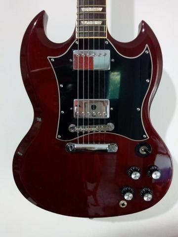 Gibson SG Standard Cherry - trocas