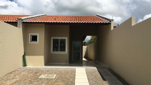 Casa Plana em Maracanaú/Luzardo Viana no valor de 160.000 com a documentação inclusa!! - Foto 2