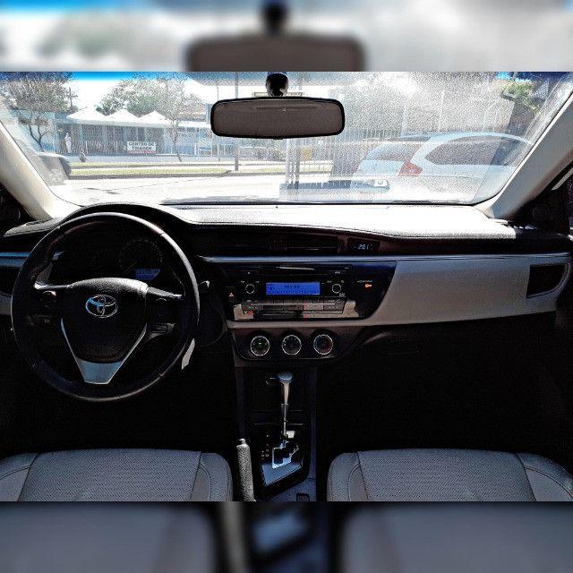 Toyota Corolla GLI 1.8 2017 Automático - Foto 4