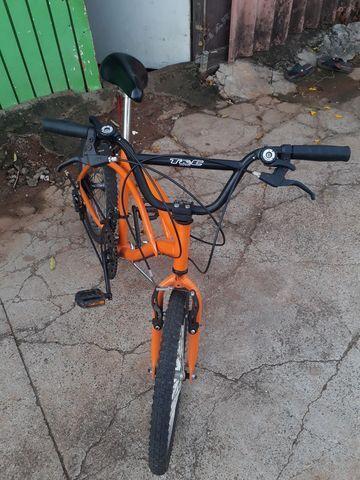Vendo Bicicleta Nova Só Está Suja aceito Proposta Celular
