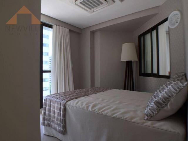 Apartamento com 2 quartos à venda, 34 m² por R$ 820.819 - Avenida Boa Viagem - Recife - Foto 9