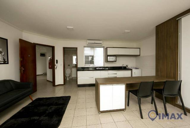 Apartamento com 1 dormitório para alugar, 45 m² por R$ 1.500,00/mês - Centro - Foz do Igua - Foto 5