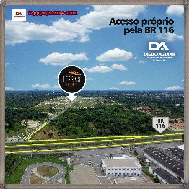 Loteamento Terras Horizonte{ Venha investir no melhor para toda sua familia}@#@ - Foto 9