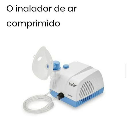Inalador, aerosol nebulizador - Foto 4