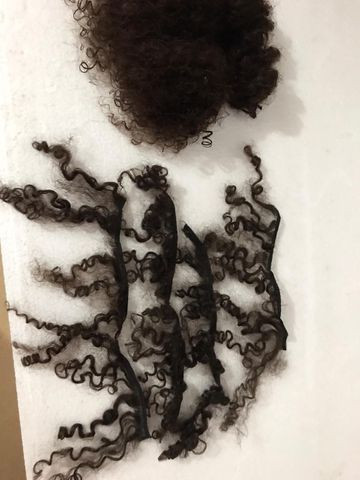 Cabelo humano (Mega Hair) cacheado - Foto 6