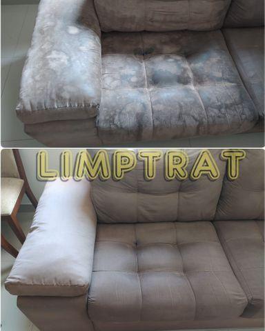 Lavagem a seco de sofá, colchão, carro, tapete, cortinas. - Foto 4