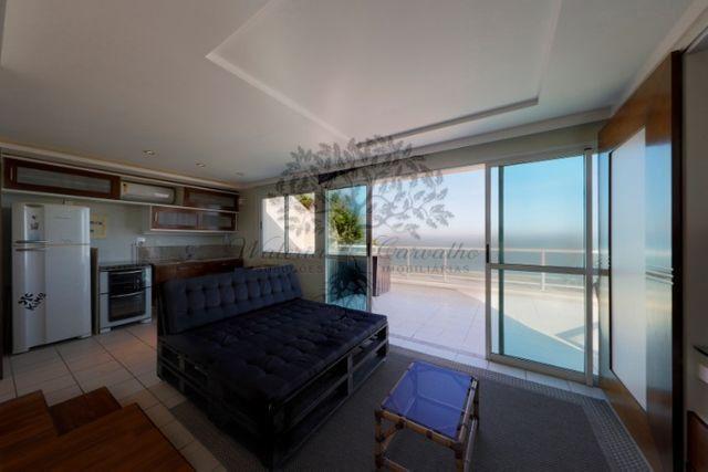 Apartamento Cobertura com 1 dormitório à venda - Villa Del Sol Residences - Recreio - Foto 12