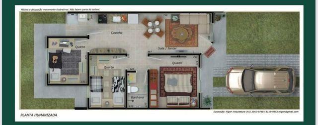 Casa 3 quartos ### entrada facilitada ### utilize seu fgts  - Foto 2