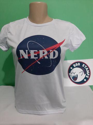 Camisas Geeks pronta entrega - Foto 3