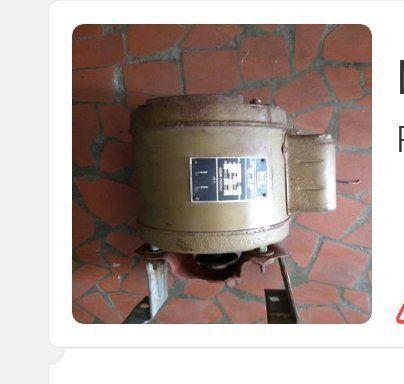 Motor 1/2 HP usado em máquina de lavar - Foto 3