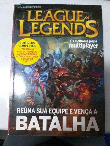 Livro League of Legends