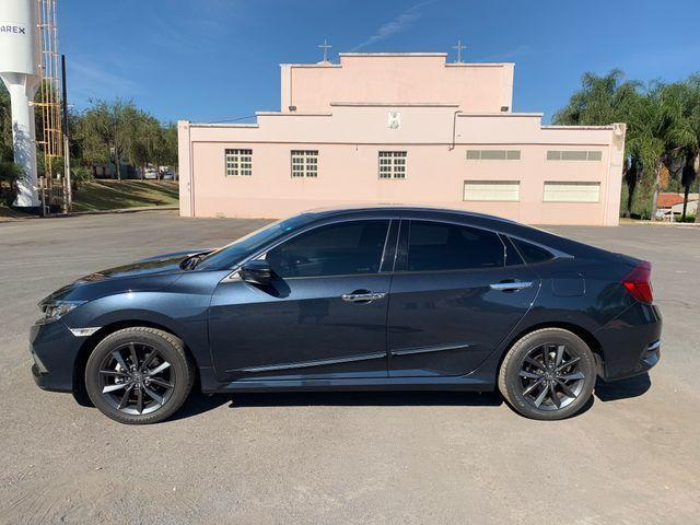 Honda Civic ELX CVT 2020 - Foto 5