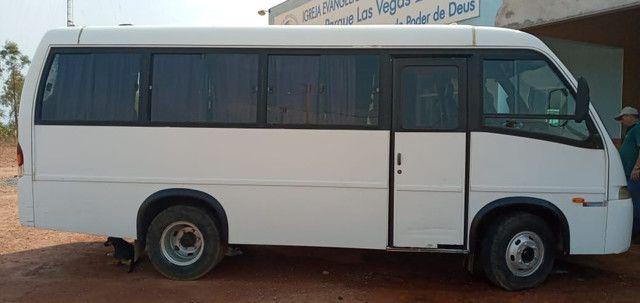 Vendo micro ônibus Volare motor MWM  - Foto 6