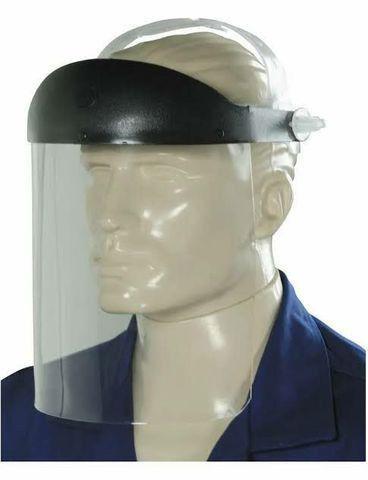 Face shield mascara escudo