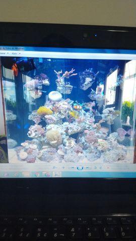 Vendo aquário Boyu 128 l - Foto 4