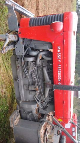 Trator Massey Ferguson x95 - Foto 2