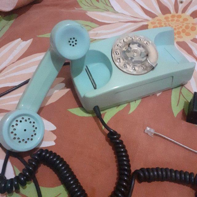 Aparelho telefone vintage - Foto 3