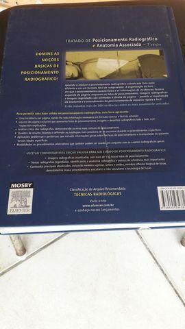 Livro seminovo excelente pra quem cursa radiologia  - Foto 2