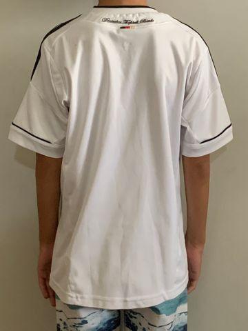 Camiseta de time Infantil ADIDAS - tamanho 10 - Foto 2
