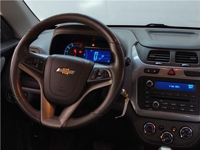 Chevrolet Cobalt 1.8 LTZ 8V Flex Automatico 2013 - Entrada a partir de ZERO - Foto 13
