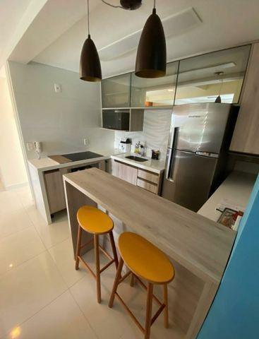 Cobertura duplex totalmente mobiliada - Cotovelo - Foto 8