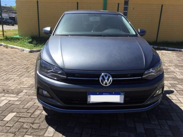 VW Virtus 200 TSI Highline (Aut) (Flex) 18/18, Apenas 12.600km, Único Dono - Foto 2