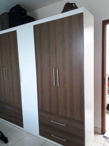 Alugo bela casa mobiliada - Foto 5