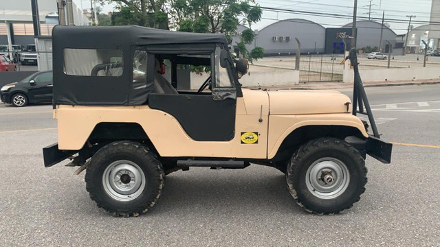Willys Jeep - 1965 2.6 6 cilindros - Foto 5