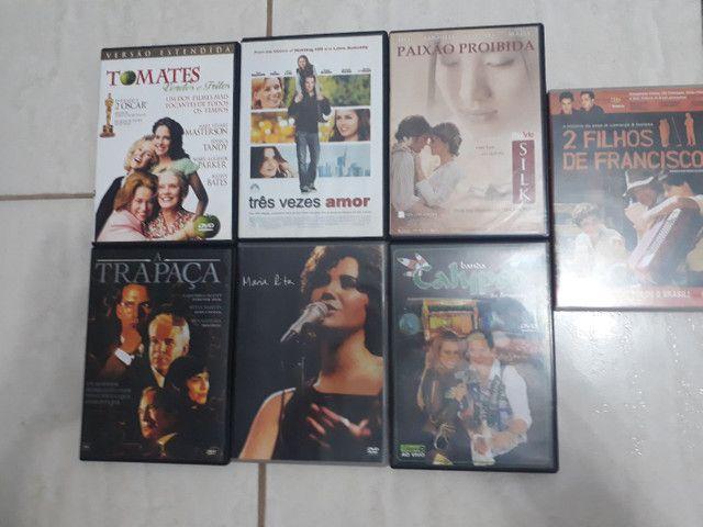 DVDs filmes e música  (itapetininga) - Foto 2
