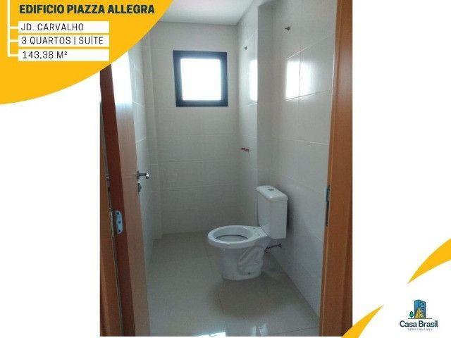 Apartamento para a locação em Ponta Grossa - Jd. Carvalho - Foto 14