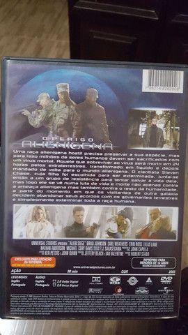 Filme DVD O Perigo Alienigena - Foto 3