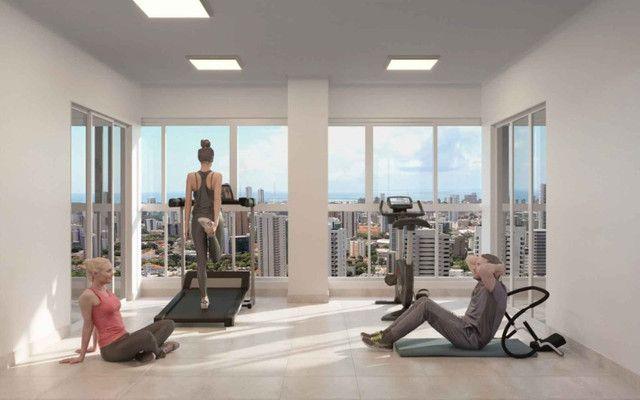 Apartamento na planta 3 quartos 67m 1 suite na ilha do retiro nascente lazer completo - Foto 5