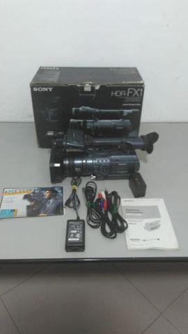 Filmadora Sony HDR -FX1 HDV 1080i