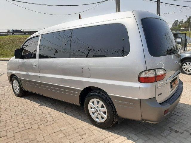 Hyundai h1 strarex - 2004 * financia 100%* besta, van, utilitario, saveiro, master - Foto 6