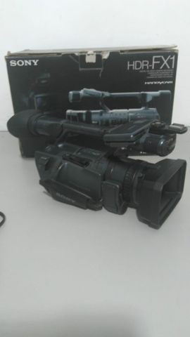 Filmadora Sony HDR -FX1 HDV 1080i - Foto 4