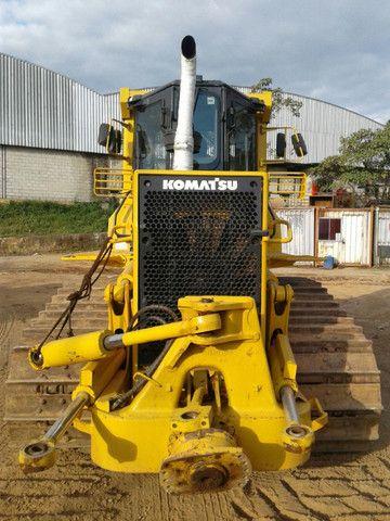 Trator de esteiras Komatsu D61 - Foto 5