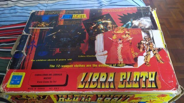 Cavaleiros do zodíaco Libra - Foto 3