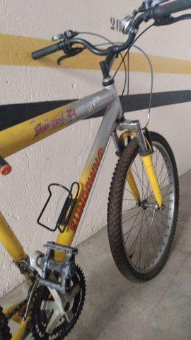 Bicicleta Sundown Alumínio - Foto 4
