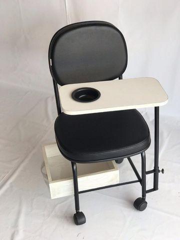 Kit manicure (4 peças)/ móveis para manicure (4 peças)
