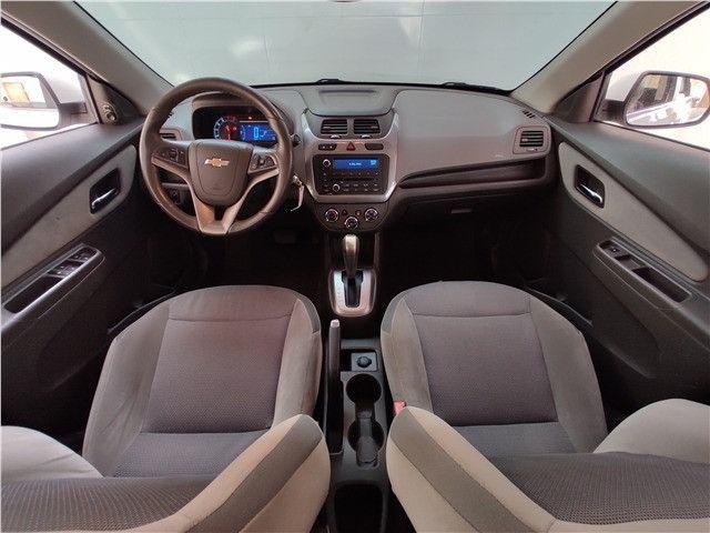 Chevrolet Cobalt 1.8 LTZ 8V Flex Automatico 2013 - Entrada a partir de ZERO - Foto 12
