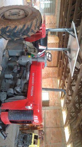 Trator Massey Ferguson x95 - Foto 6
