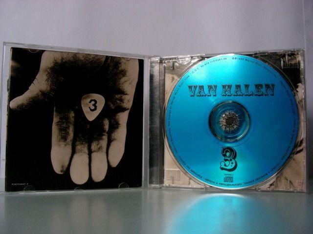 CD Van Halen 3 Importado - Foto 3