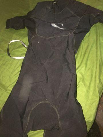 Roupa de mergulhador - da Rip Curl (Zera)