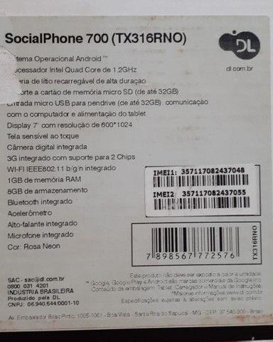 """Tablete DL 7"""" - Foto 3"""