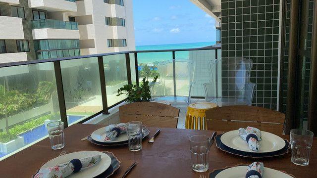 Apartamento com 3 quartos sendo 1 suíte, beira mar - Foto 3