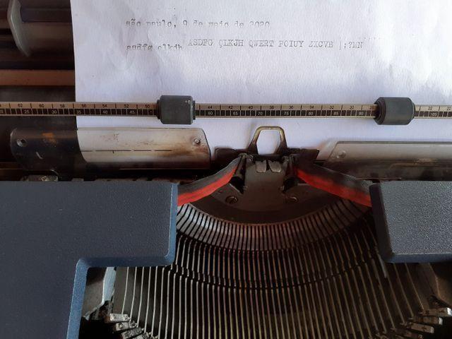 Maquina de escrever underwood 298 - Foto 3