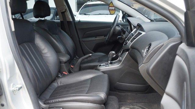 CHEVROLET CRUZE 1.8 LT 16V FLEX 4P AUTOMÁTICO - Foto 14