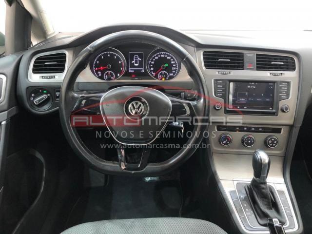 VW - VOLKSWAGEN GOLF COMFORTLINE 1.6 MSI TOTAL FLEX AUT. - Foto 10