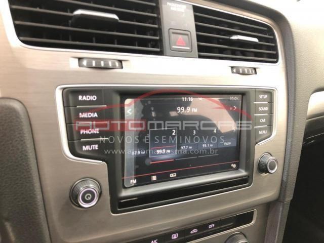 VW - VOLKSWAGEN GOLF COMFORTLINE 1.6 MSI TOTAL FLEX AUT. - Foto 9
